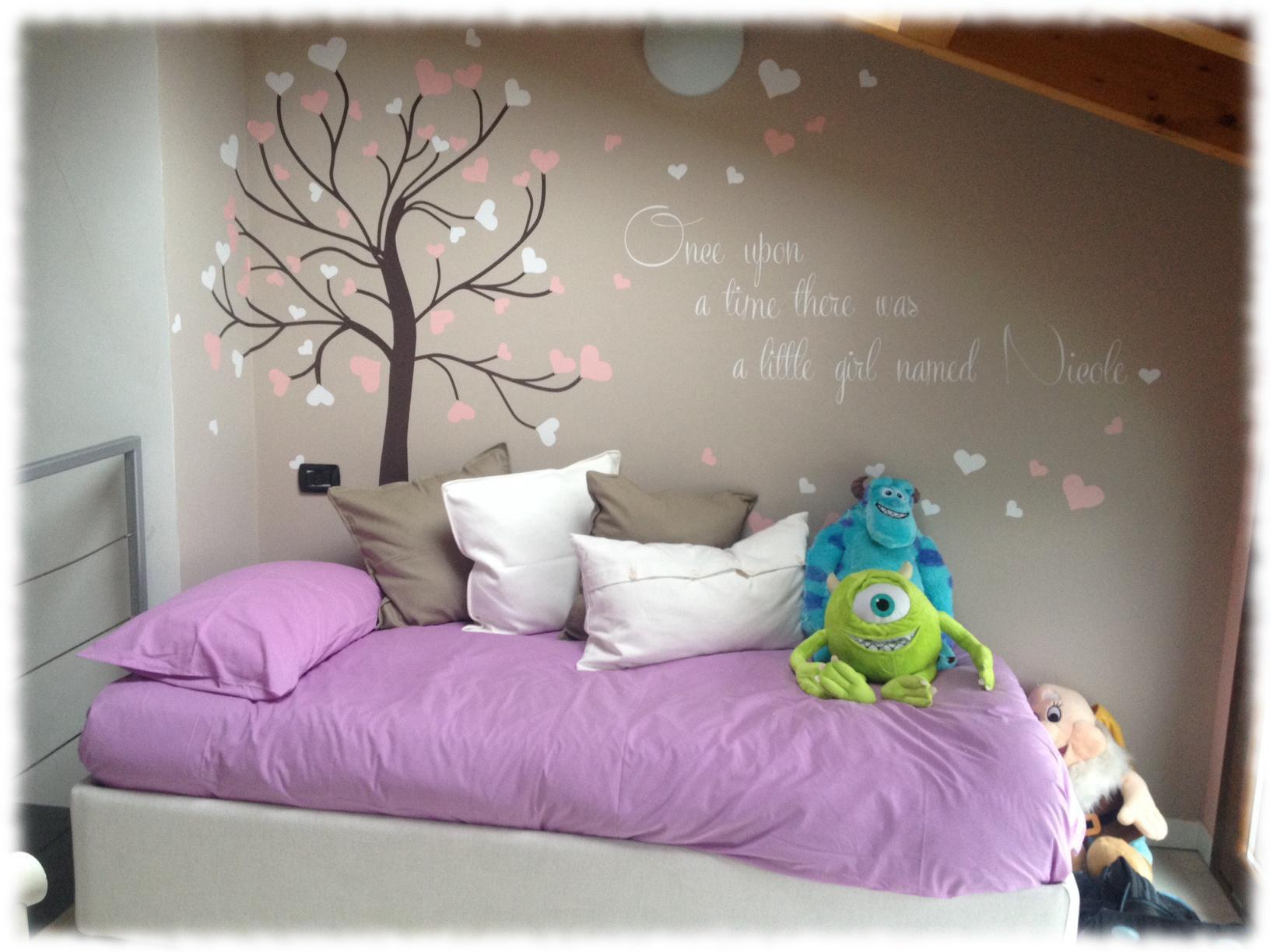 Pareti Viola E Lilla : Sai che colore fare le pareti di casa specialista decoratore